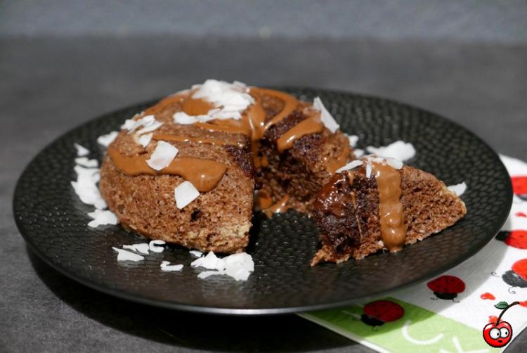 Recette du bowlcake facon kinder delice par CaporalCerise (Caporalcerise.Fr)