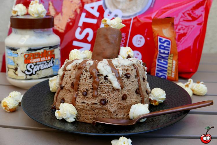 Recette du bowlcake à partager par Caporal Cerise (caporalcerise.fr)