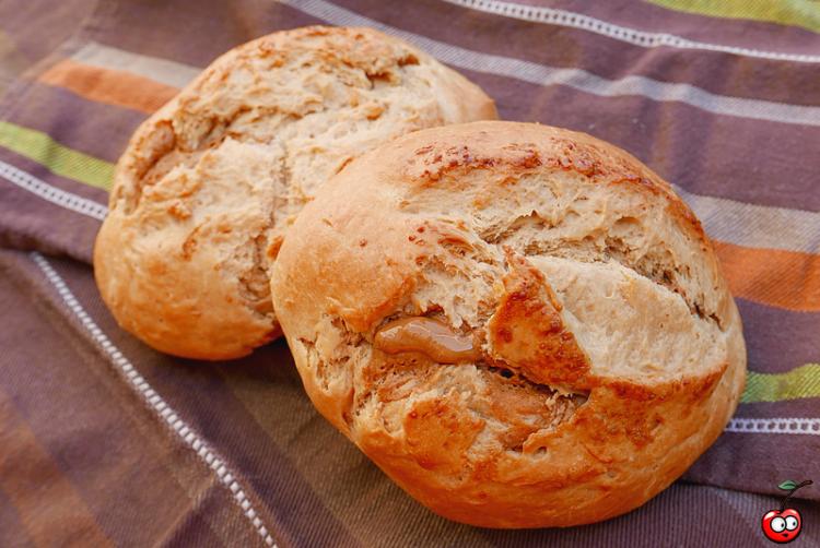 Recette des minis gâches au peanut butter par Caporal Cerise (caporalcerise.Fr)