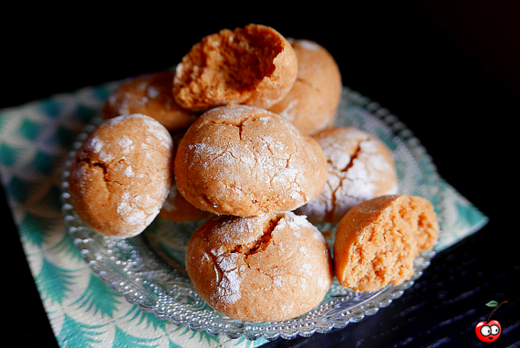 Recette des crinkles au peanut butter par caporal cerise (caporalcerise.Fr)