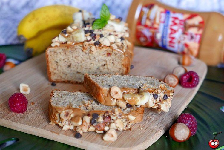 Recette du banana bread par caporal cerise (caporalcerise.Fr)
