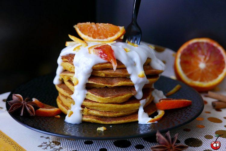 Recette des pancakes facon pain d'épices par caporal cerise (caporalcerise.fr)