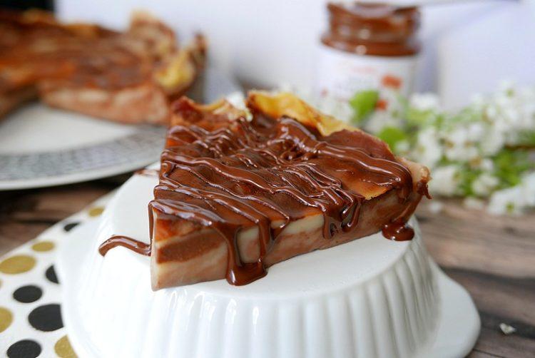 Recette du flan zebre rhum vanille et chocolat par caporalcerise (caporalcerise.fr)