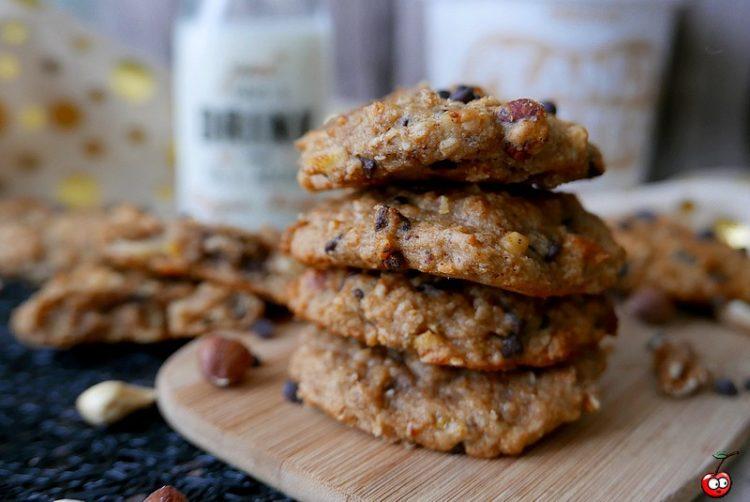 recette des cookies a l'avoine et la banane par caporalcerise (caporalcerise.Fr)