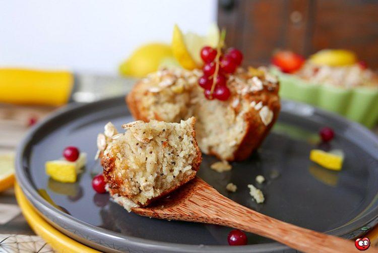 Recette des muffins citron pavot par caporal cerise (caporalcerise.Fr)