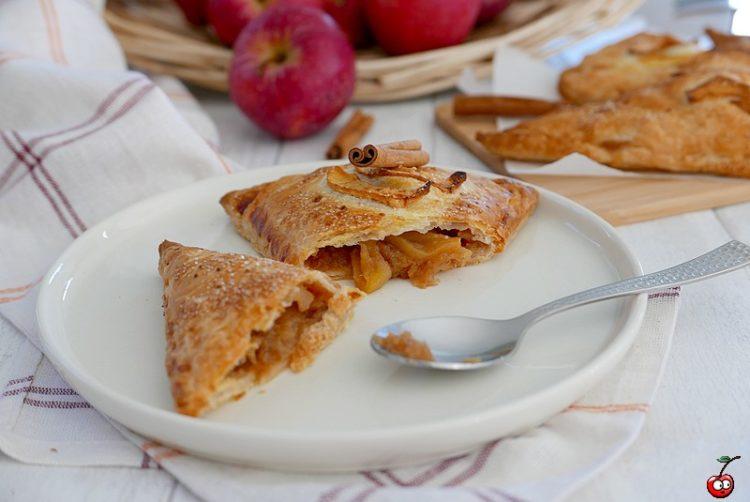recettes des chaussons aux pommes par caporalcerise (caporalcerise.Fr)