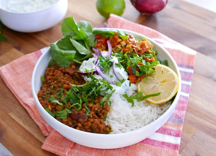 Recettes de plats indiens par caporal cerise (caporalcerise.Fr)