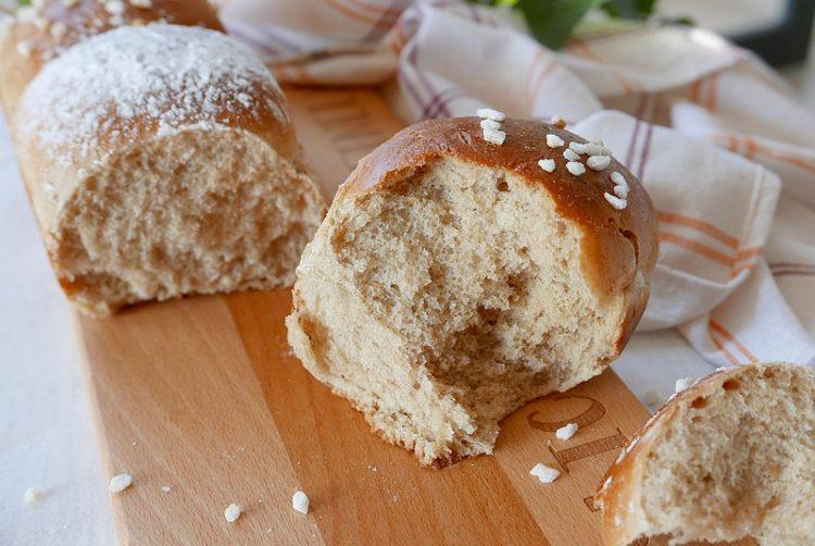 Recette de la brioche sans beurre ni oeufs par caporalcerise (caporalcerise.Fr)