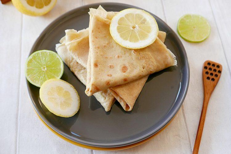 recette de crêpes au citron par caporalcerise (caporalcerise.fr)