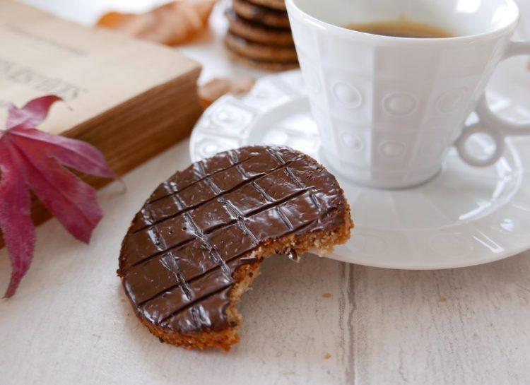 Recette de biscuits granola par caporal cerise (caporalcerise.fr)